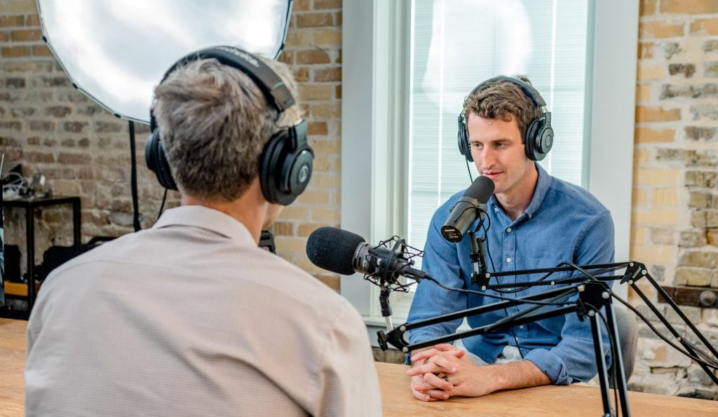 podcast-talk